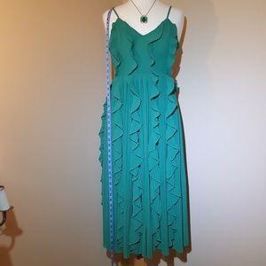 Beautiful Emerald Dress - NWT